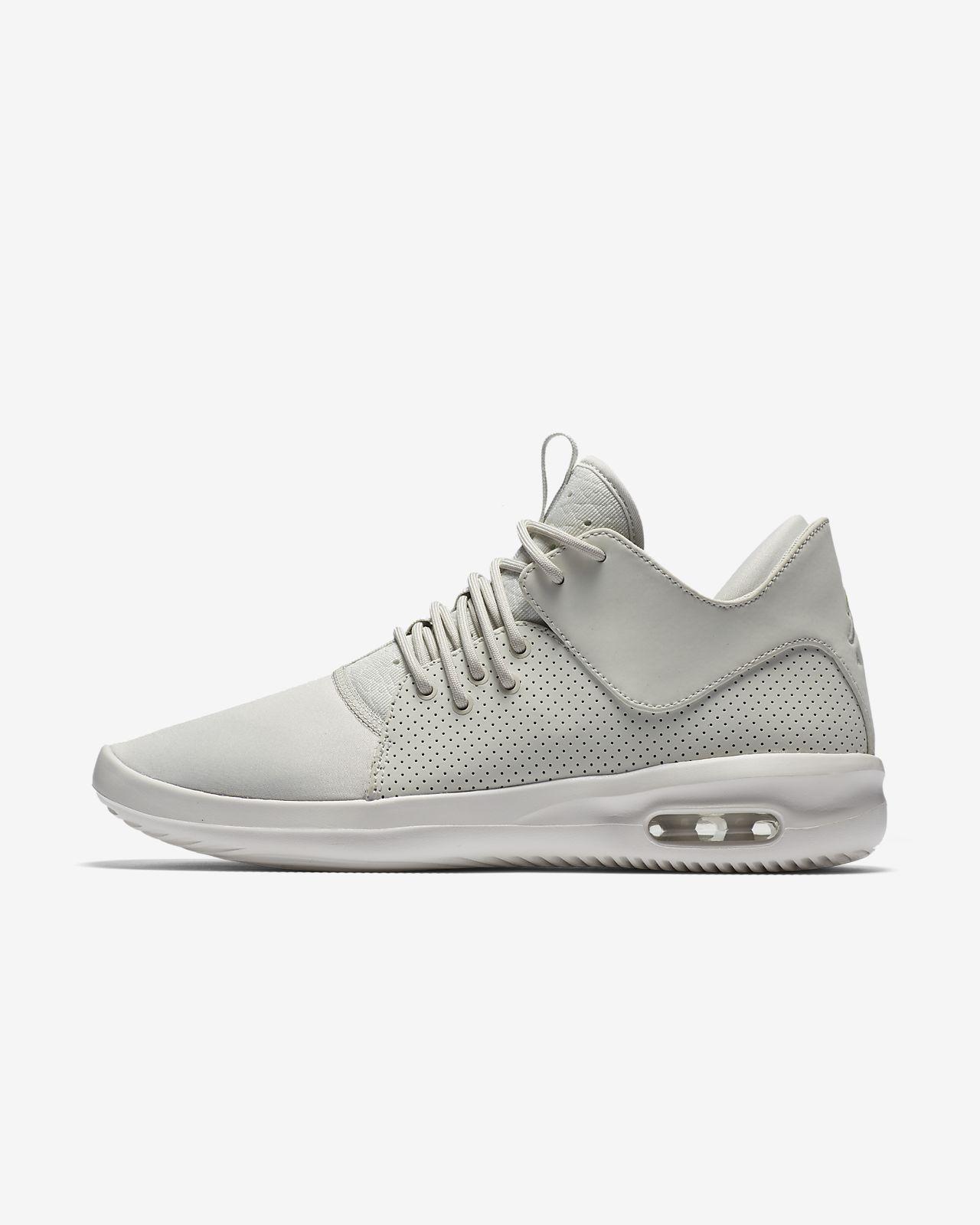 Nike Air Jordan First Class Basketbalové Boty - Pánská Obuv Bílé (53794-NJA) d77a051a3a